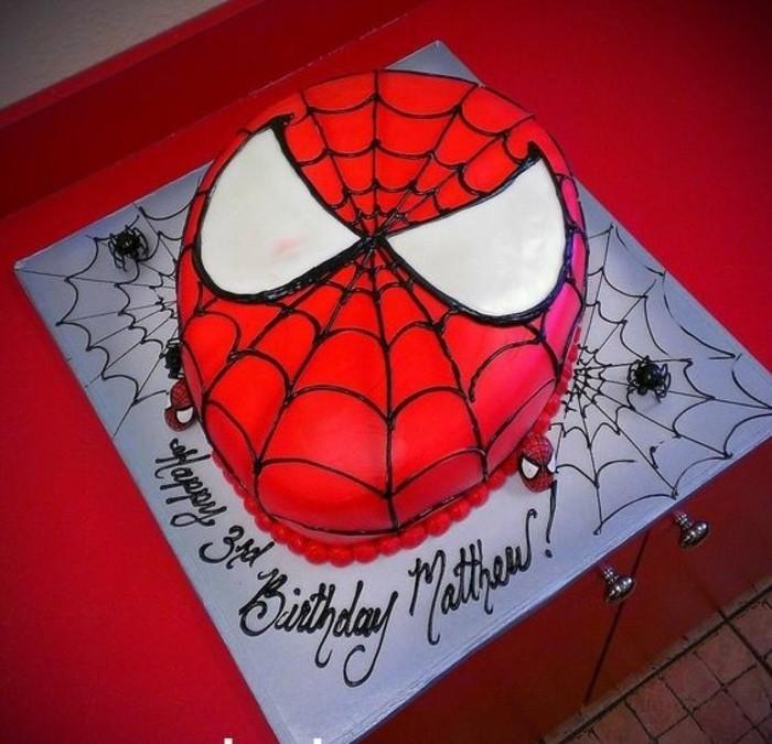 gateau-spiderman-tete-de-spiderman-deco-tarte-originale