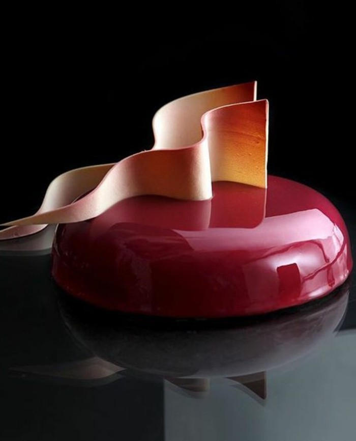 glacage-miroir-rouge-petit-cake-glace-appage-rouge