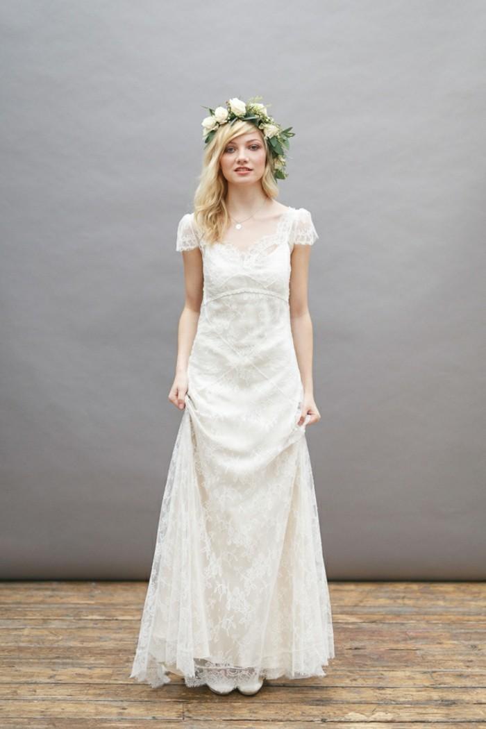 5a3424a085e 73 images pour choisir la meilleure robe de mariée bohème chic ...