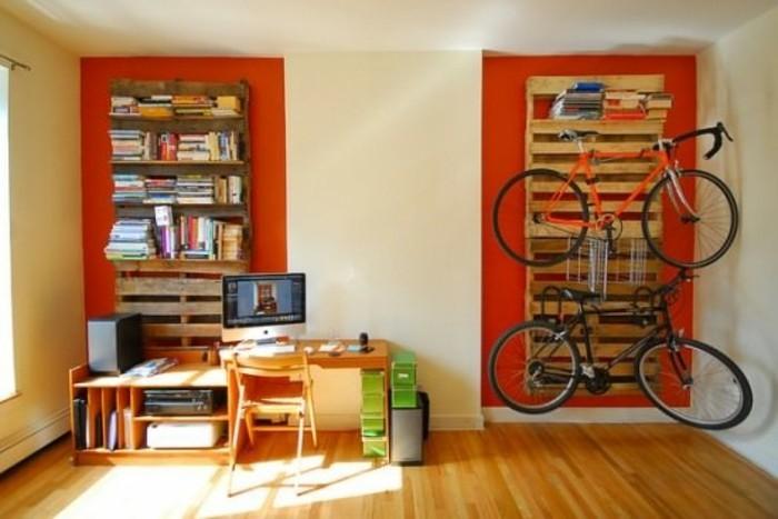 idee-tres-interessante-pour-un-meuble-en-palette-bureau-design-extraordinaire-un-interieur-en-palette