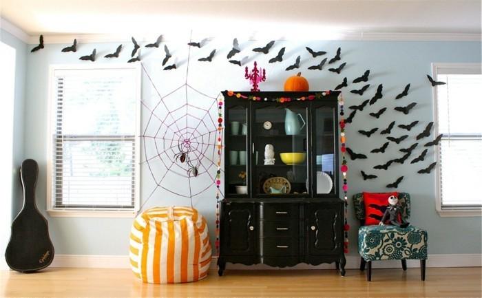 Organiser une soir e halloween effrayante mais comment - Comment faire des decoration d halloween ...