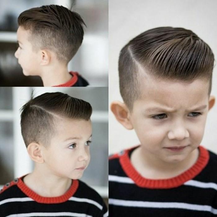 Coupe garçon  80 superbes idées de coiffure pour les