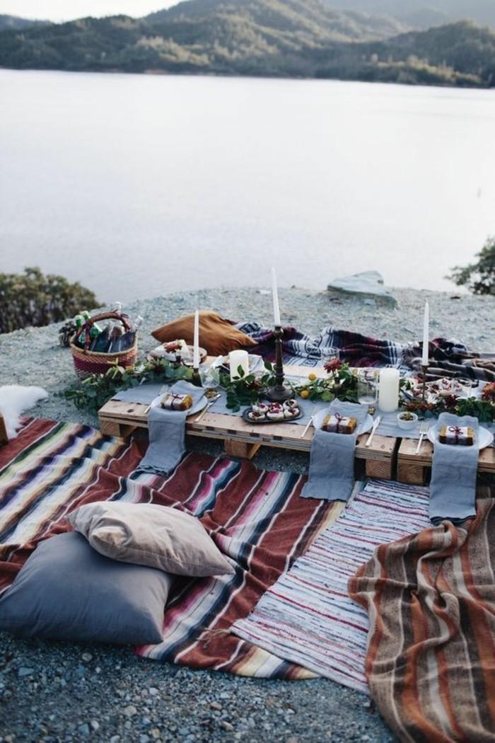 trouvez la meilleure id e repas romantique. Black Bedroom Furniture Sets. Home Design Ideas
