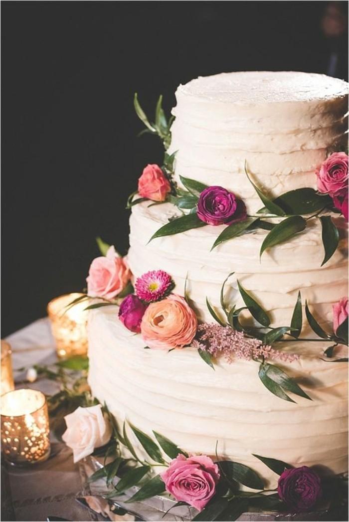 la-deco-mariage-boheme-chic-comment-faire-gateau-fleurs