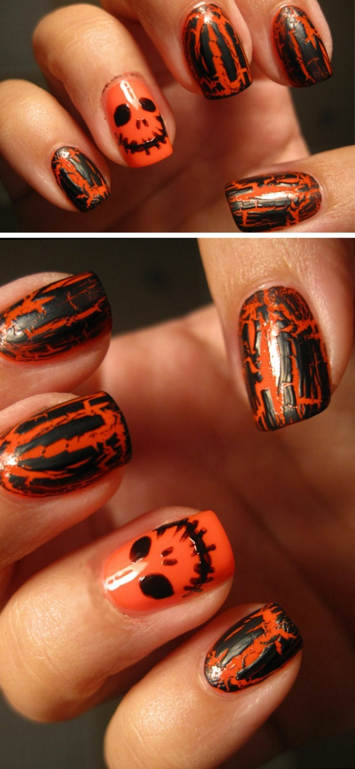 la-decoration-ongle-manucure-facile-orange