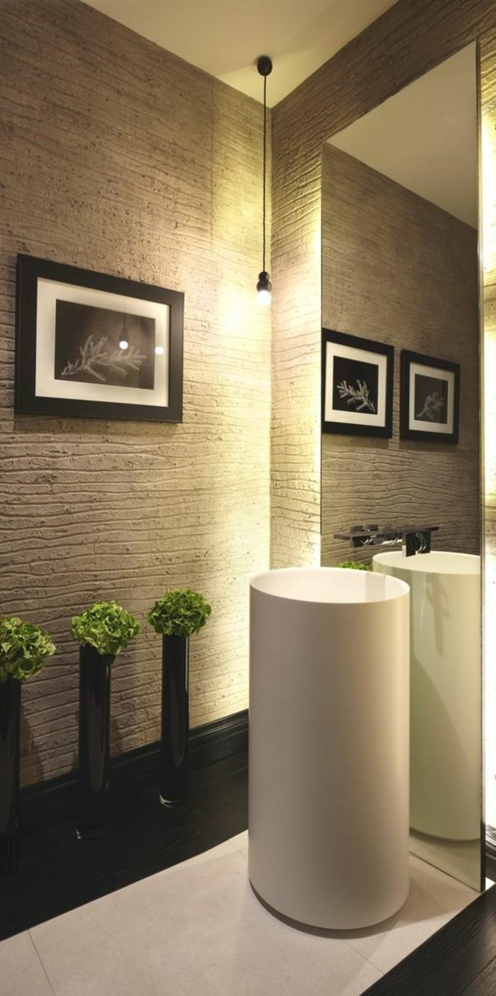 lavabo-colonne-eclairage-de-salle-de-bain-grand-miroir