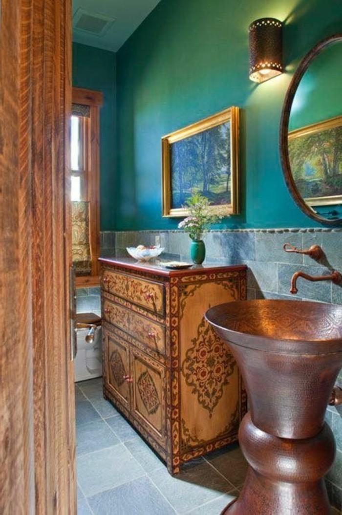 lavabo-colonne-cuivre-salle-de-bain-style-original