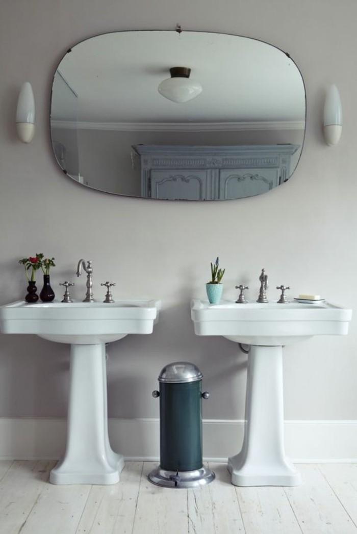 lavabo-colonne-decoration-de-salle-de-bain-miroir-suspendu