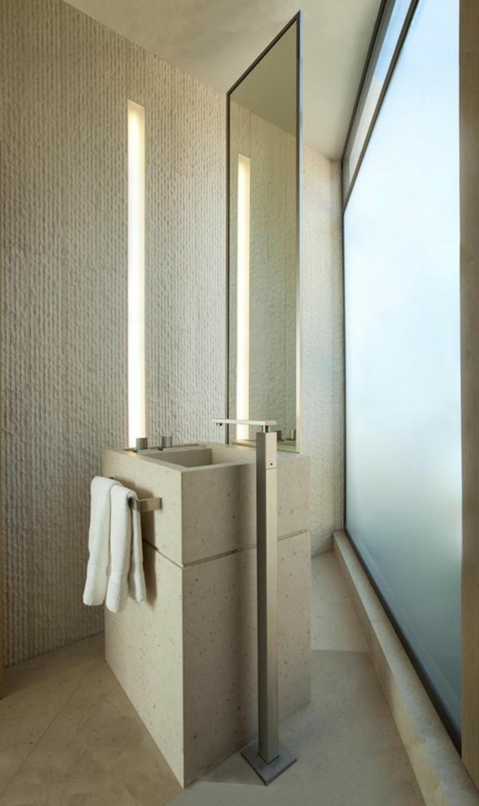 Le lavabo colonne en 81 photos inspirantes