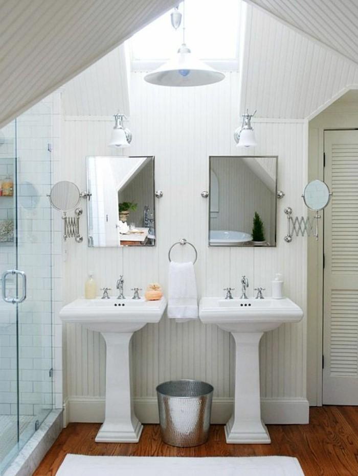 lavabo-colonne-deux-vasques-blanches-salle-de-bain-epuree