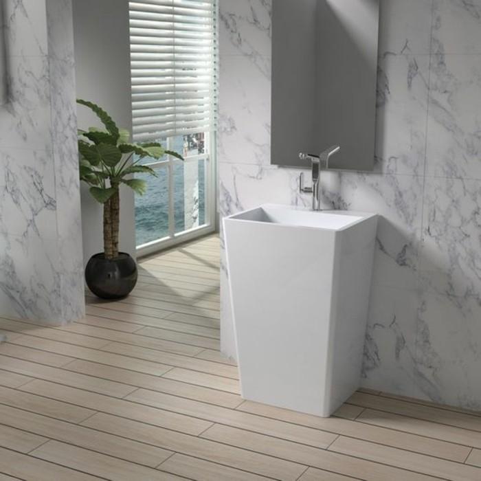 lavabo-colonne-grande-vasque-colonne-miroir-de-salle-de-bain