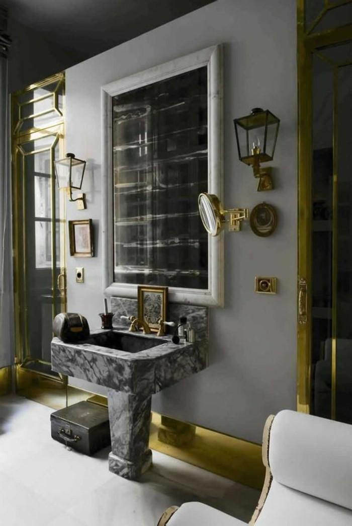 lavabo-colonne-lavabo-gris-grand-miroir-mural