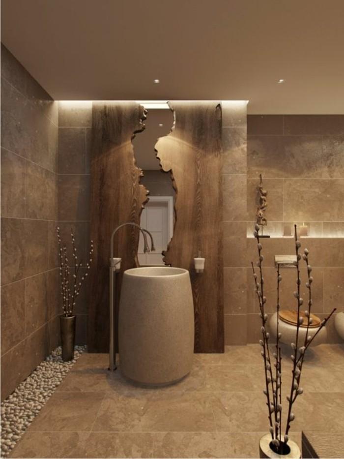 Le lavabo colonne en 81 photos inspirantes - Lavabo salle de bain style ancien ...