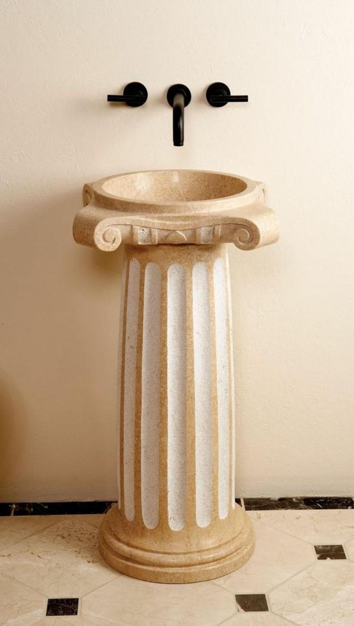 lavabo-colonne-style-ancien-lavabo-vintage-creme