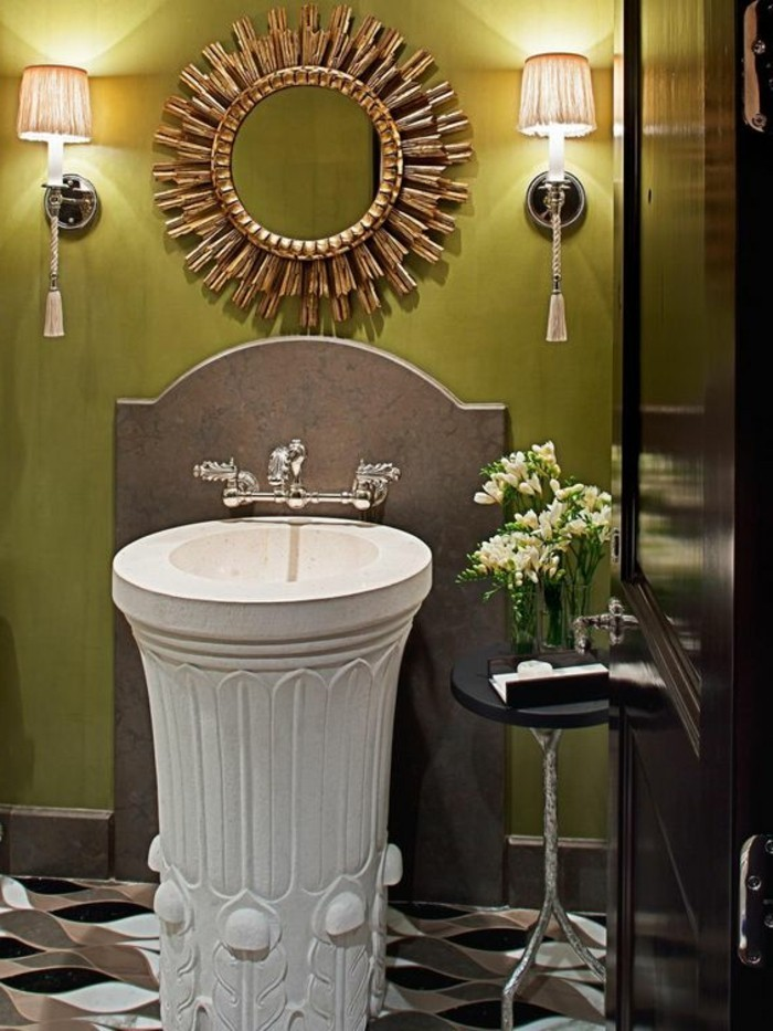 lavabo-colonne-vasque-retro-blanche-miroir-soleil