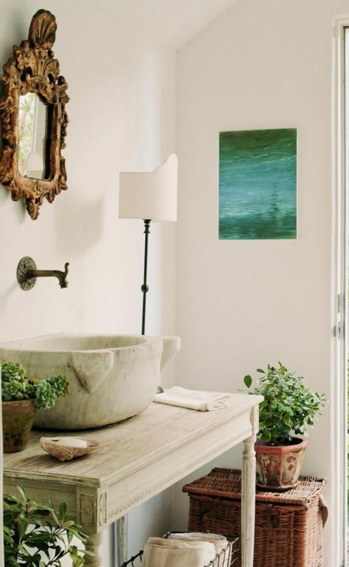 lavabo-en-pierre-lavabo-a-poser-miroir-mural-baroque