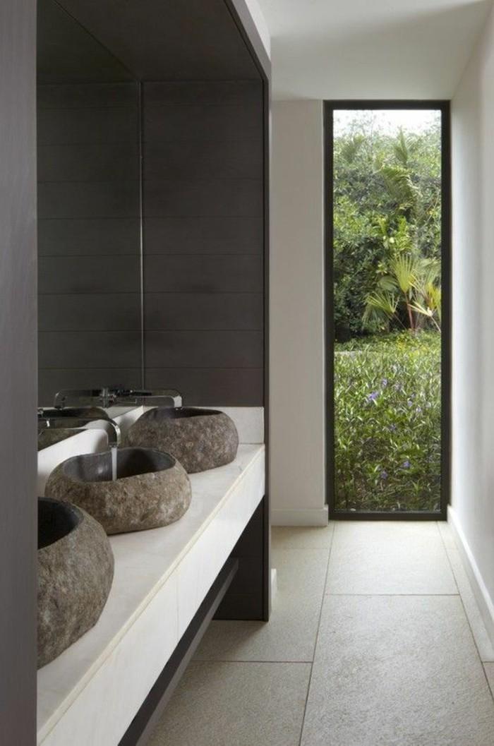 lavabo-en-pierre-trois-vasques-grises-design-rond