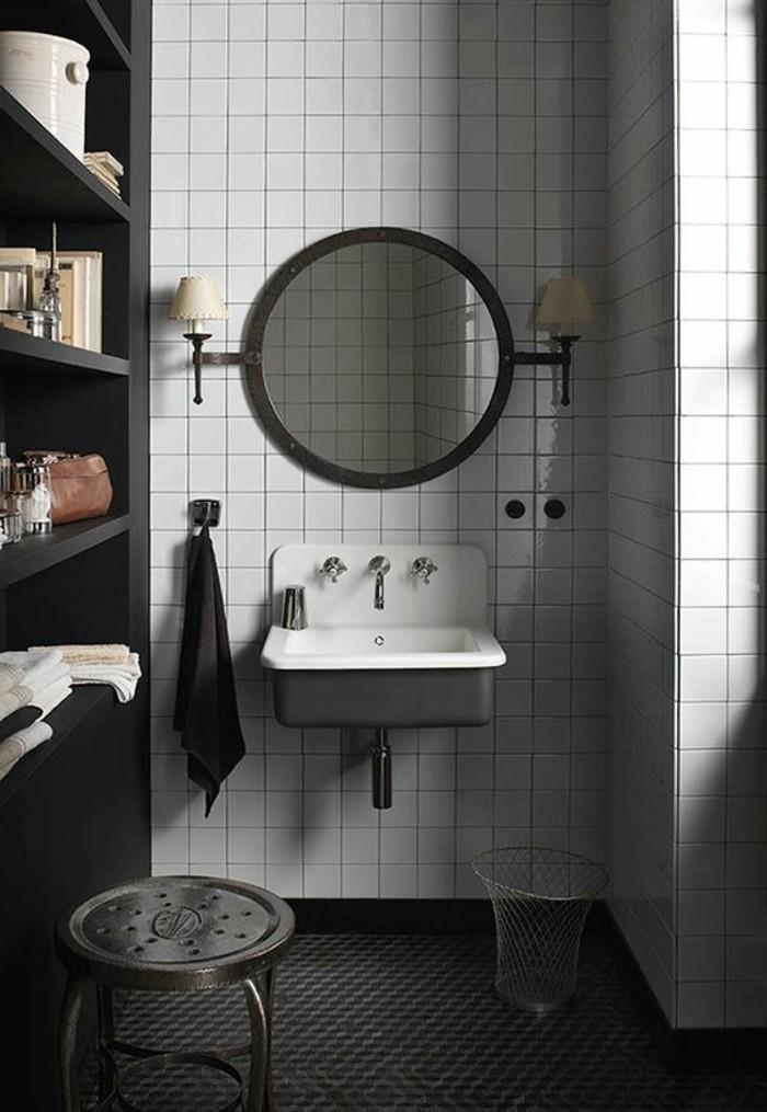 lavabo-retro-lavabo-ceramique-blanche-miroir-rond