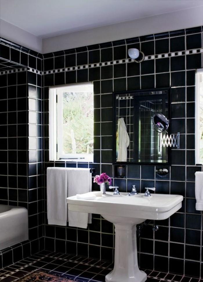Choisissez un joli lavabo retro pour votre salle de bain for Element lavabo salle bain