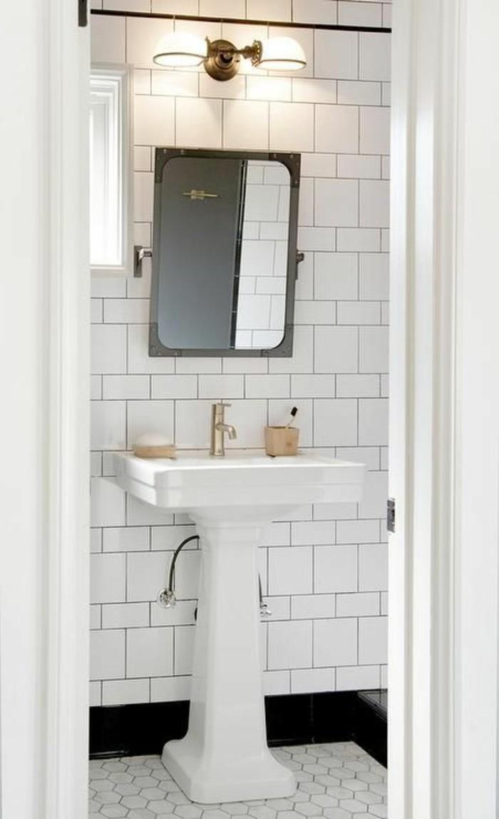 lavabo-retro-lavabo-colonne-blanc-miroir-rectangulaire
