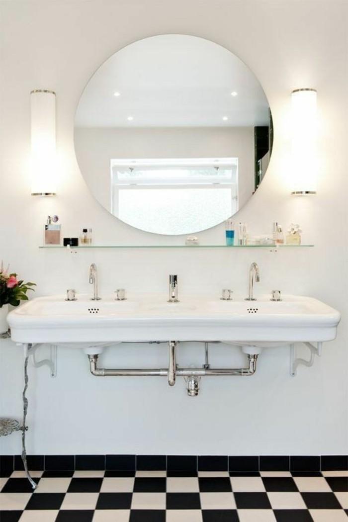 Choisissez un joli lavabo retro pour votre salle de bain for Deco carrelage sarreguemines