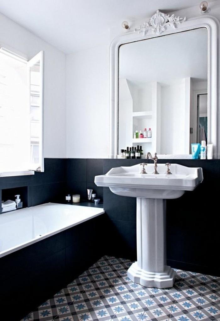 Meuble pour lavabo avec pied valdiz - Meuble lavabo sur pied ...