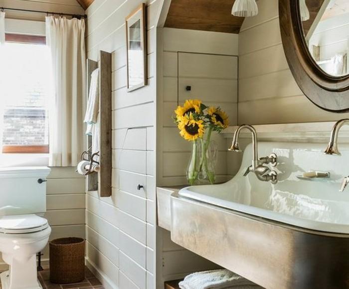 Choisissez un joli lavabo retro pour votre salle de bain for Salle de bain style antique