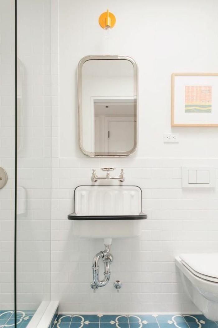 lavabo salle de bain style ancien. fabulous bain campagne meubles ... - Lavabo Retro Salle De Bain