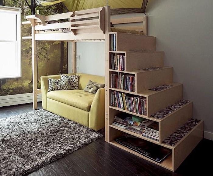 lit-escaliers-etageres