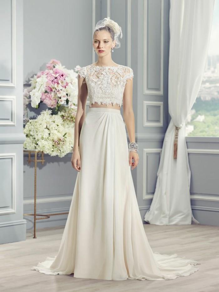 magnifique-robe-de-mariee-dentelle-pour-mariage-deux-pieces