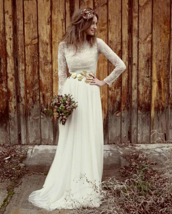 magnifique-robe-de-mariee-dentelle-pour-mariage