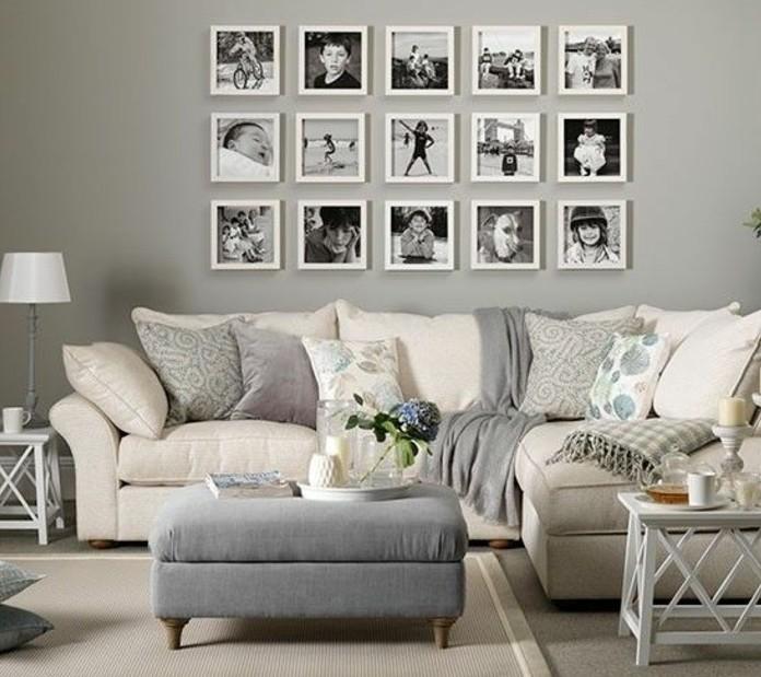 magnifique-salon-gris-et-blanc-decor-sobre-deco-murale-salon-avec-des-photos-magnifique-canape-blanc