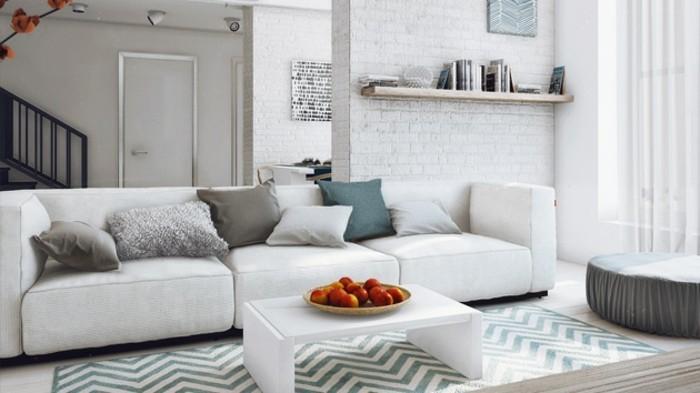 magnifique-salon-gris-et-blanc-style-industriel-tres-chic-deco-salon-blanc-aux-lignes-epurees