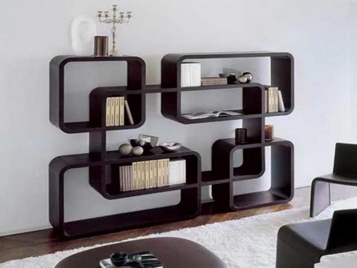 meuble-bibliotheque-etagere-murale-noire-salon-tv