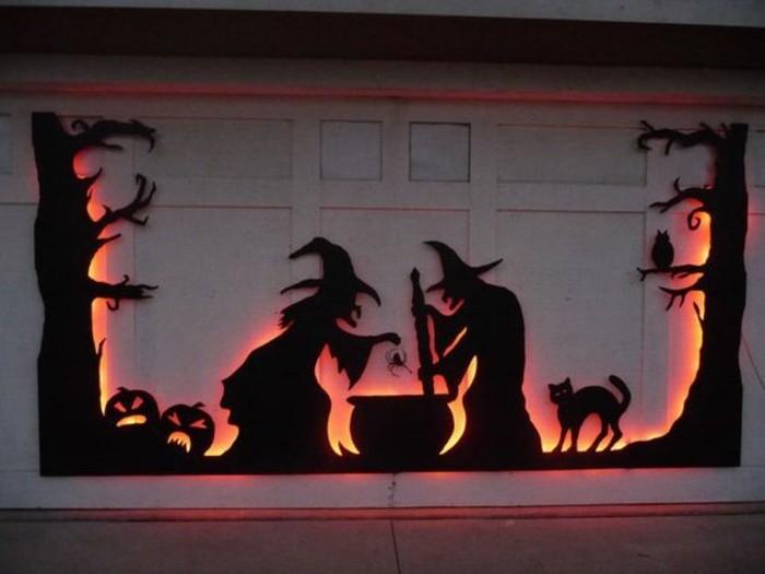 Decoration Sorciere Halloween.Organiser Une Soirée Halloween Effrayante Mais Comment Archzine Fr