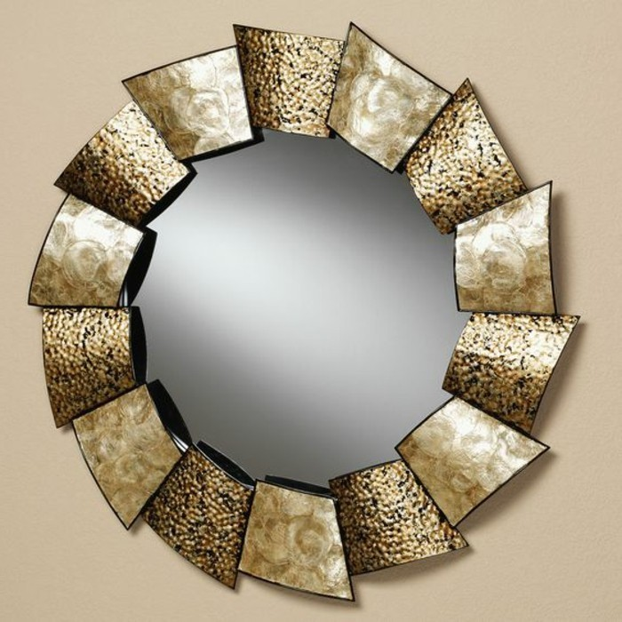 40 exemples de d coration avec un miroir original for Miroir maison de famille