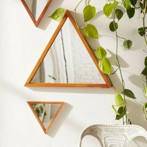 40 exemples de décoration avec un miroir original