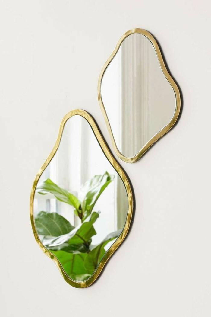 miroir-original-deux-miroirs-en-forme-irreguliere