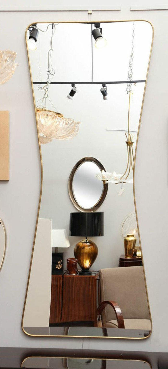 40 exemples de d coration avec un miroir original for On traverse un miroir