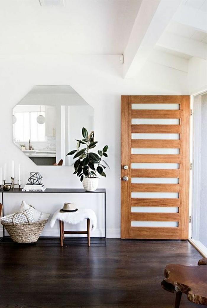 miroir-original-octagonal-interieur-style-et-beau-table-console