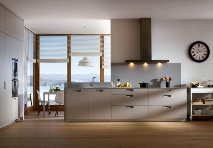 modele-cuisine-tres-moderne-cuisine-taupe-mur-couleur-taupe-et-meuble-cuisine-couleur-gris-taupe