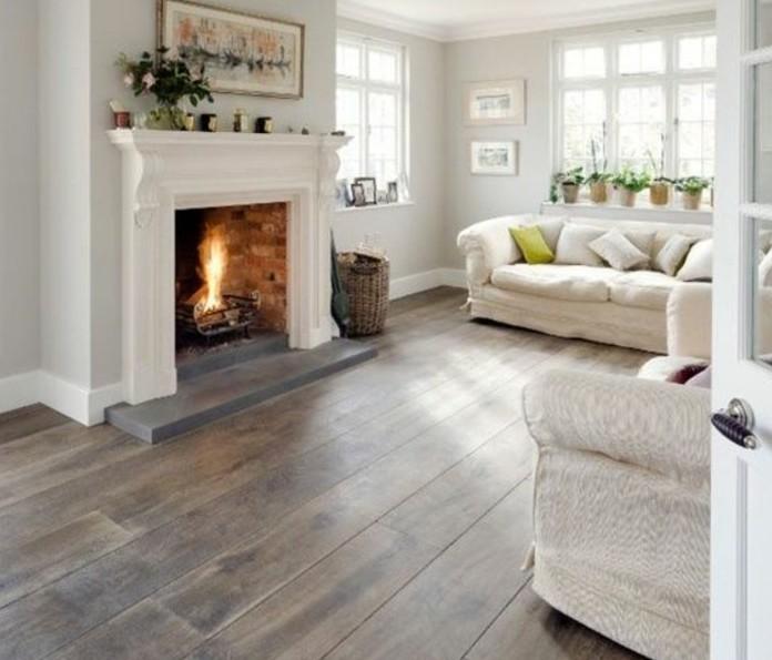 murs-gris-clair-canape-blanc-cheminee-fantastique-ambiance-cosy-amenagement-salon-elegant
