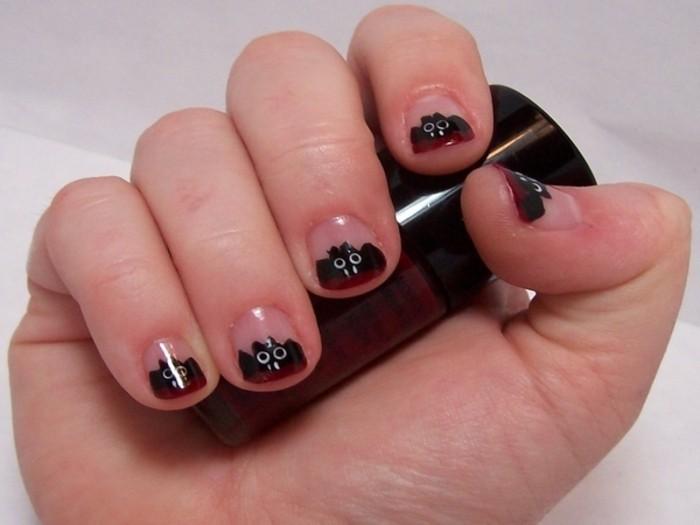 ongles-manucure-deco-ongles-halloween-petit-bat