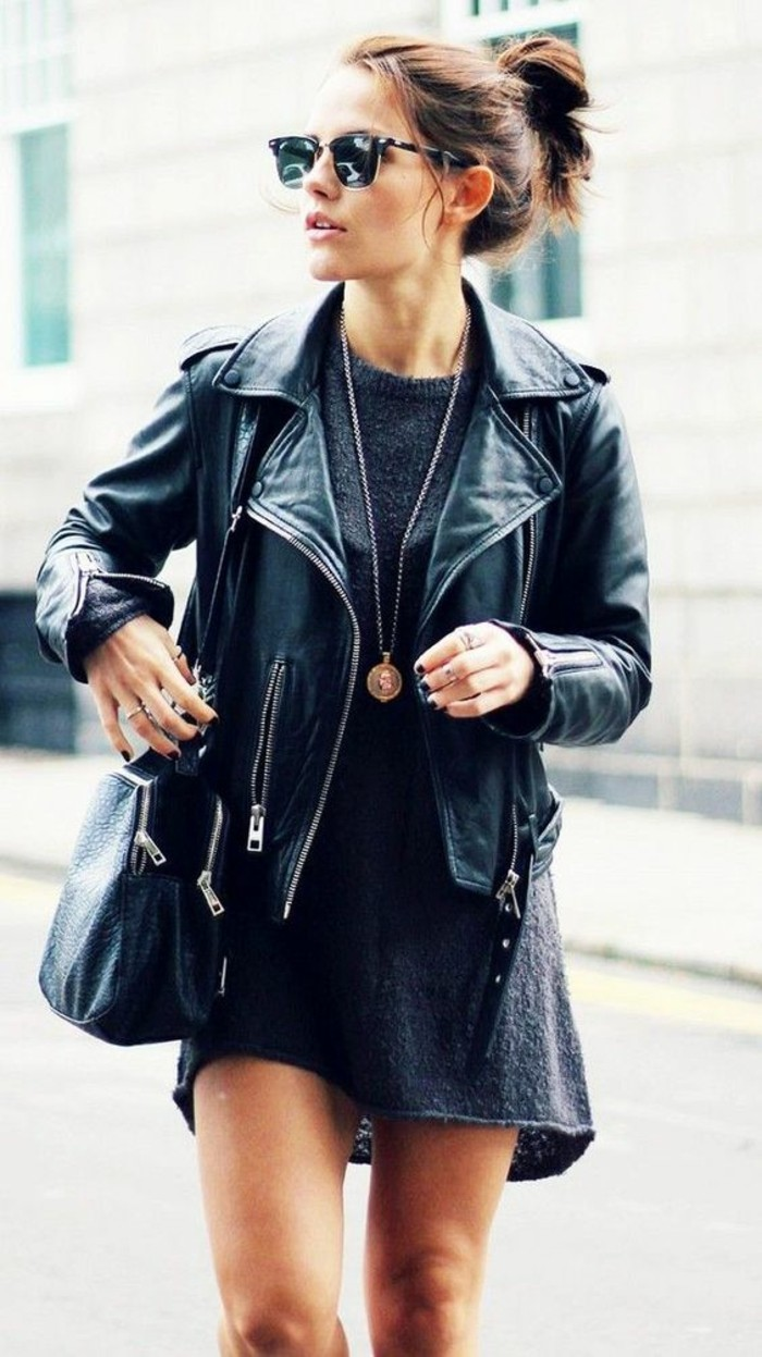 perfecto-simili-cuir-femme-ootd-tenue-jolie-beaute