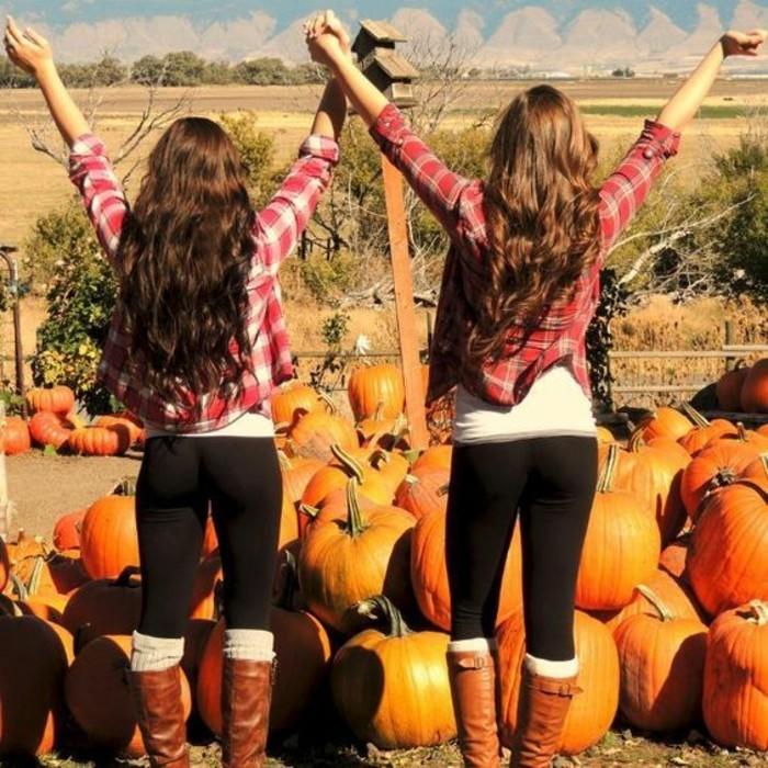 phrase-meilleure-amie-cool-idee-citrouille-pumpkin
