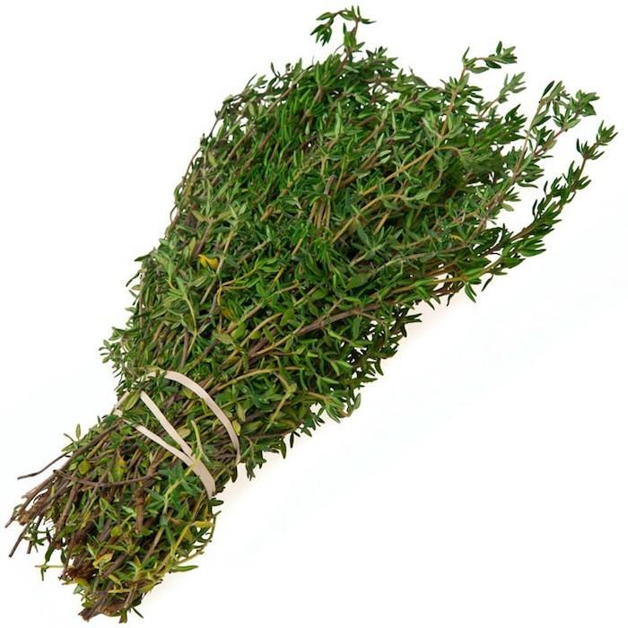 planter du thym pour ses vertus digestion et aromatiser plats comme ...