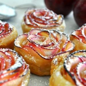 Les pommes au four en 46 photos et quelques vidéos utiles