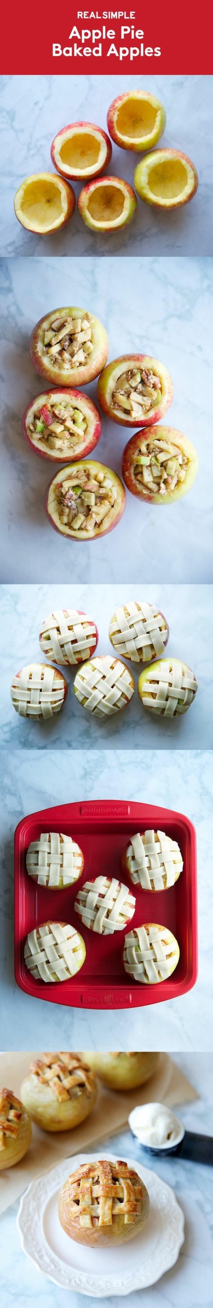 pommes-au-four-preparer-un-pie-de-pommes-et-un-peu-de-pate