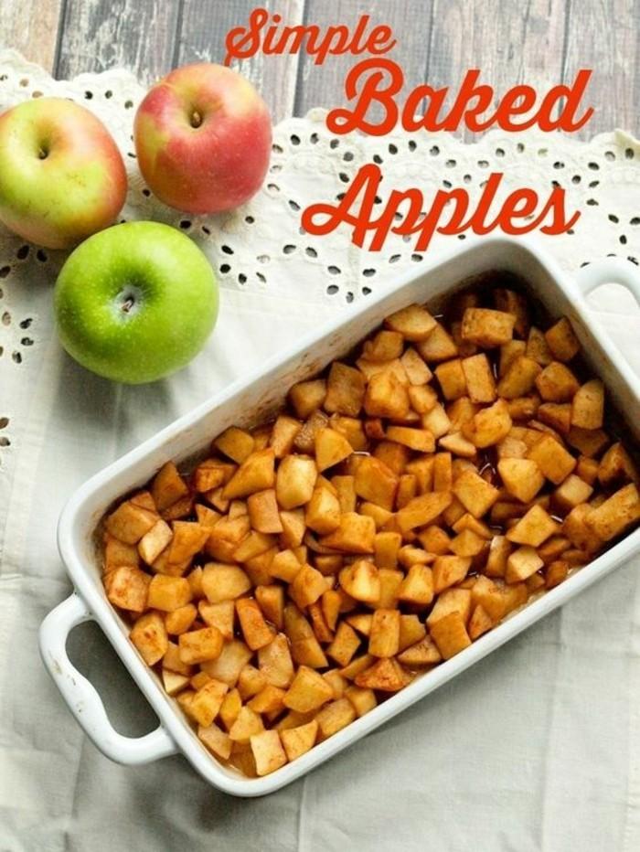 pommes-au-four-recettes-de-pommes-au-four-savoureux