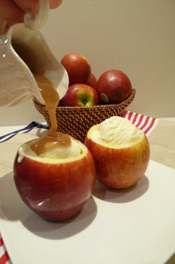 les pommes au four en 46 photos et quelques vid 233 os utiles